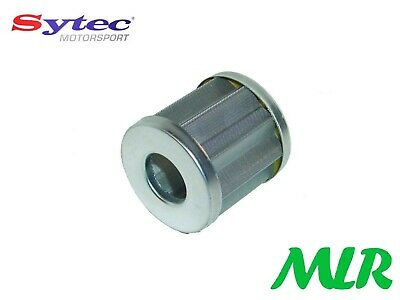 Sytec Bullet Fuel Filter 55 Micron Metal High Flow Fuel Filter Element Abo