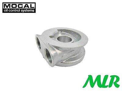 Universal Mocal Sp1X Oil Cooler Take Off Sandwich Plate Sx