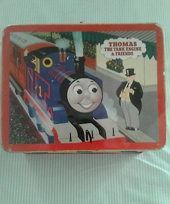 1997 Thomas The Tank Engine & Friends Metal Lunch Box