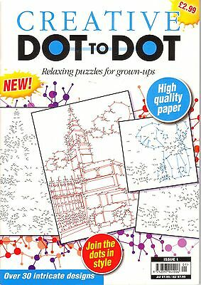 Creative Dot To Dot, Issue 1
