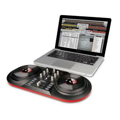[B-Ware] Ion Dj Notebook Scratch Controller Turntable Mp3 Mixer