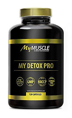MyMuscle My Detox Pro 120 Capsules