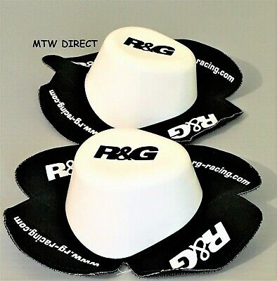 R&G Racing Aero 'Wet' Knee Sliders (Pair)
