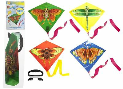 Beautiful Mini Children'S Toys Single Line Butterfly Kite, Colorful Rainbow Kite