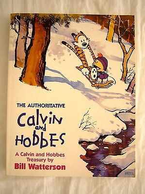 The Authoritative Calvin and Hobbes von Bill Watterson (1994, Taschenbuch)