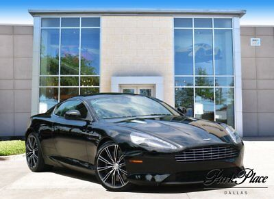 2015 Aston Martin DB9 Base Coupe 2-Door 2015 Coupe Used Premium Unleaded V-12 6.0 L/362 6-Speed Automatic w/OD RWD
