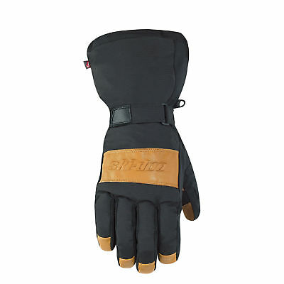 2018 Ski-Doo Utility Gloves - Black