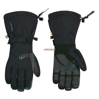 2018 Ski-Doo Outdry Trail Performance Gloves - Black