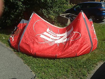 Used 2010 Zeeko Notus 9m Kite and bag