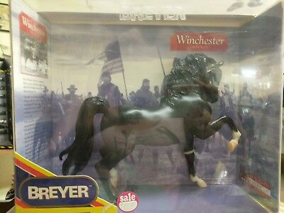 New NIB Breyer Horse #1133 General Philip Sheridan's Winchester Sherman Morgan