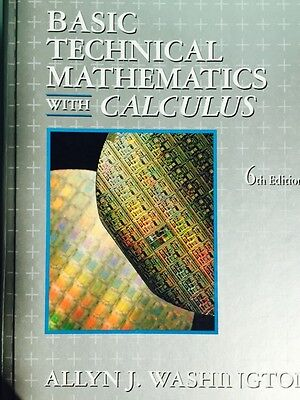basic technical mathematics with calculus si version 10th edition pdf