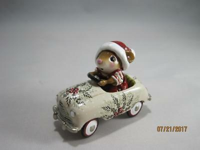 Wee Forest Folk Christmas Pedal Pusher - Limited Edition - WFF Box