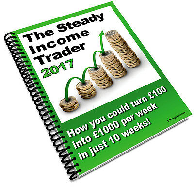Trading System - FTSE FOREX turn £100 into £1000 per Week - ideal for beginners