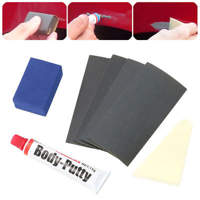 Auto Car Body Putty Scratch Filler Painting Pen Assistant Smooth Repair Tool Hot