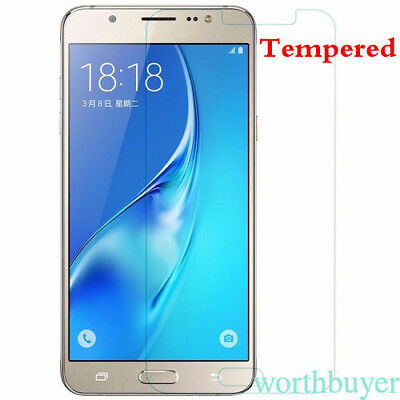 For Samsung Galaxy J7 Tempered Glass Screen Protective Film Anti-Explosion HJ9