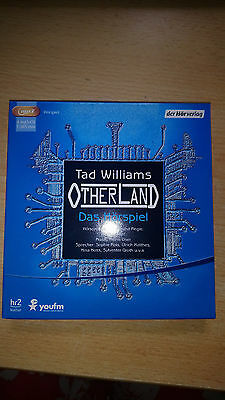 Tad Williams Otherland - Das Hörspiel - MP3 - 4 CDs