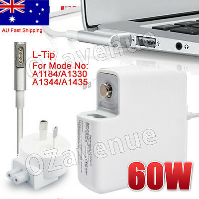 "60W Safe 1 Power Adapter Charger for Apple MacBook Pro A1278 A1342 13""models"