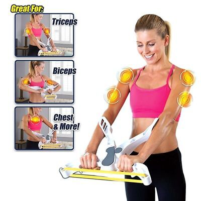 2x Wonder Arms Upper Body Arm Workout Muscle Fitness Machine Grip Strength AU