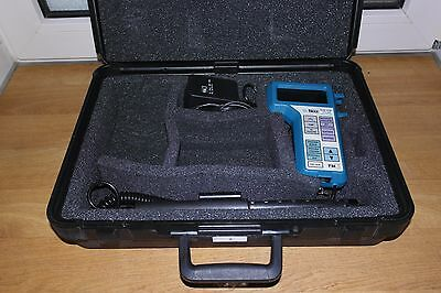 TSI Q-TRAK Air Quality Monitor In Case Model 8550 CO2 CO Temp Humidity meter