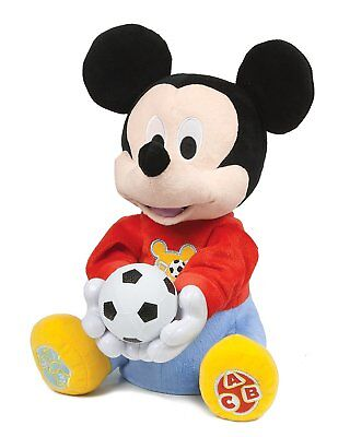 Disney Baby Mickey Catch & Play Interactive Early Learning Toy Ages 9-36 Months