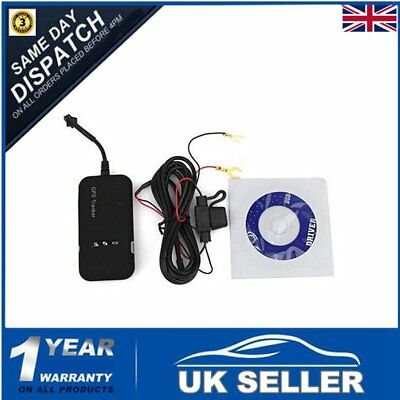 Quad band GSM GPRS GPS TK110 Tracker Vehicle Bike Car Real time Tracking system