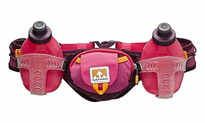 Nathan Trail Mix Hydration Running Belt Sparkling Cosmo