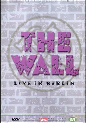 ROGER WATERS THE WALL / Pink Floyd - LIVE In Berlin (1989) DVD *NEW [DISC ONLY]