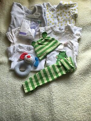 Pre-owned/0-3 Month/girls /Bundle Of Clothes/B1