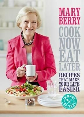 Cook Now Eat Later by Mary Berry Hardback Book New