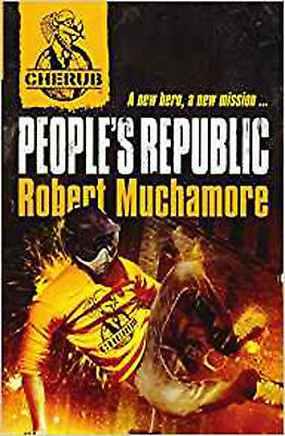 People's Republic: Book 13 (CHERUB), New, Robert Muchamore Book