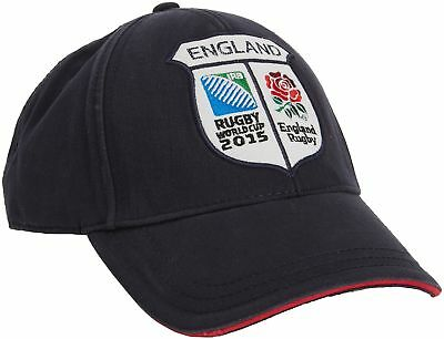 Canterbury Men's Rugby World Cup England Cap Navy One Size