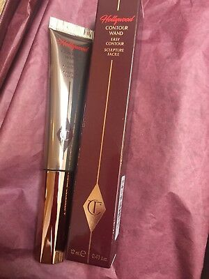 Charlotte Tilbury Hollywood Contour Wand Fair/Med  2017 New Release Boxed
