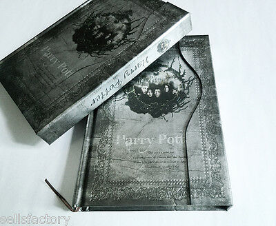 Harry Potter hard cover blank diary planner travel journal Note Book AUS