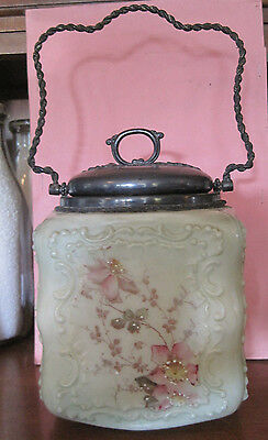 WAVECREST CRACKER JAR - Excellent Estate Purchase - FIRST TIME ON EBAY