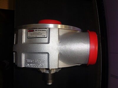 Sonic Air Systems Blower Head Model Sonic 100 12 Grove Pulley