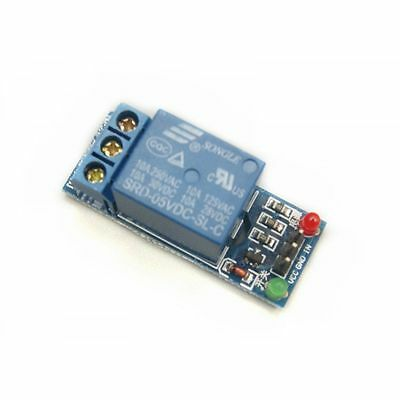 1 Channel Dc 5V Relay Switch Module For Arduino Raspberry Usa Seller