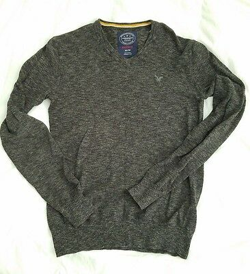 Men's extra small  American Eagle, long sleeve, sweater