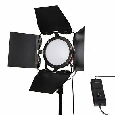 65W LED Red Head Dimmable Continuous Light Photo Studio Video Lighting Monolight