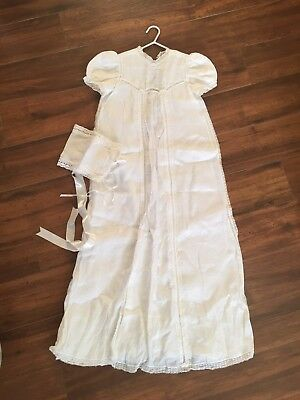 Baptism Christening Gown for boy or girl