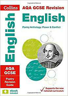 AQA GCSE Poetry Anthology: Power and Conflict Revision Guide (Collins GCSE 9-1 R