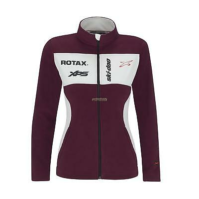 2018 Ski-Doo X-Team Microfleece - Wine