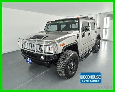 2005 Hummer H2 Luxury 2005 Hummer H2 SUT 6L V8 16V Automatic 4WD SUV OnStar Bose leather Luxury