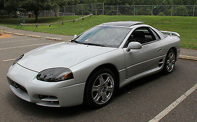 1995 Mitsubishi 3000GT VR-4 Mitsubishi 3000 GT VR-4 with near flawless body and paint