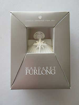 "NIB Margaret Furlong 4"" Shell Star Angel (MSRP $32)"