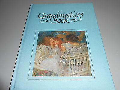 GRANDMOTHERS BOOK BY MARCIA O. LEVIN,   MEMORIES,RECORDS. New, PERFECT COND.