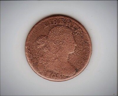 Scarce Early Date 1803 Large Penny-- Free Shipping