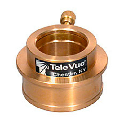 "Tele Vue 2"" to 1.25"" Eyepiece Adapter - Brass Equalizer # BEC-0005"