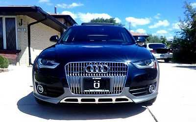 2013 Audi Allroad Premium Plus /w Prestige Options ▓Mint allroad /w saddle leather Sport Pkg~Woodgrain~MMI /w NAV~LEDs~NO RESERVE!▓
