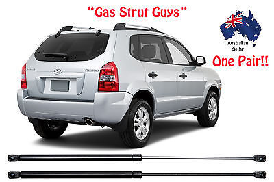2 x New Gas Struts fits Hyundai Tucson TAILGATE 1st Generation 2005 to 2009