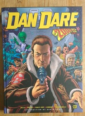 Dan Dare 2000 AD Years volume 1 LIMITED EDITION OF 250, COMES W/ POSTER PROG